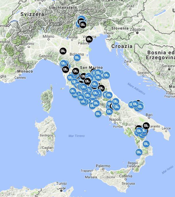 VAN-eggio Maps