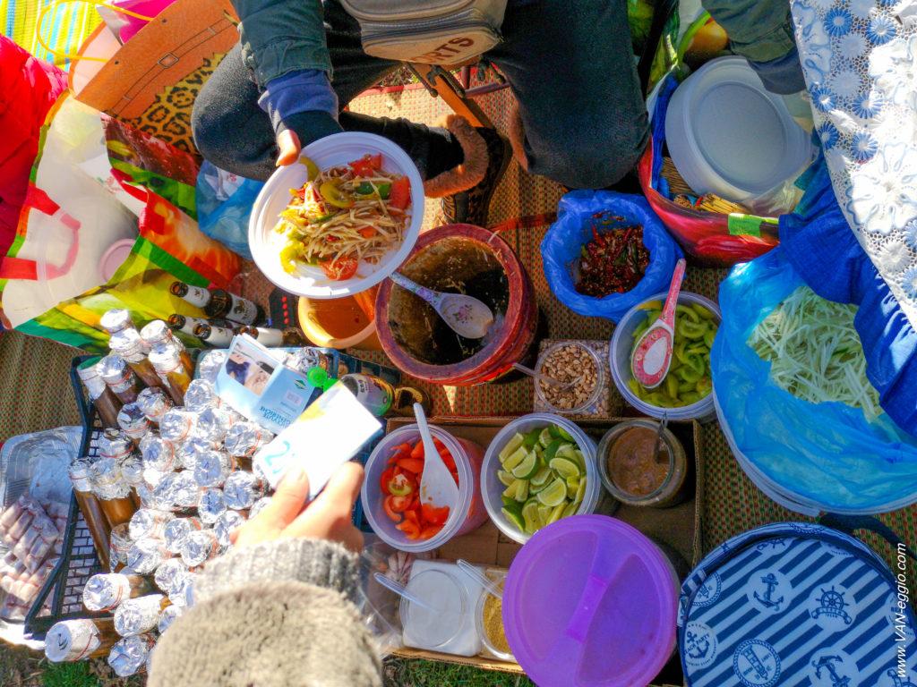 mercatino Thai Eur