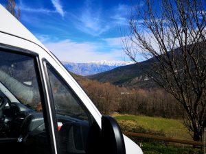 VAN-eggio in Abruzzo